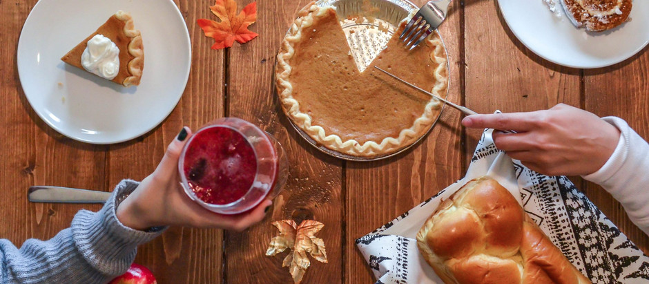 Hotel Food and Beverage for the Holidays