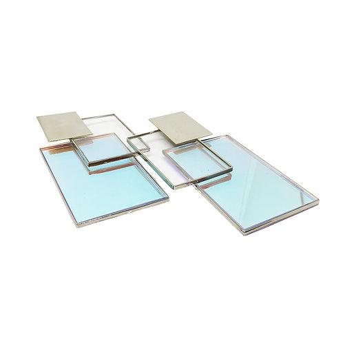 aros XI rectangulares tornasol