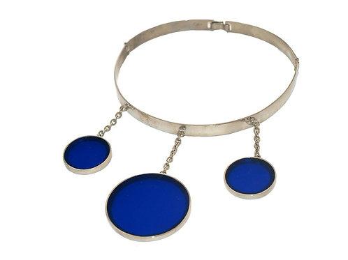 Collar ALCORTA blue