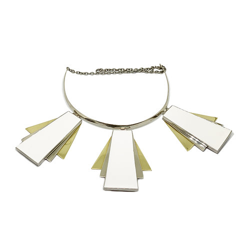 Collar EDEN ART BLANCO
