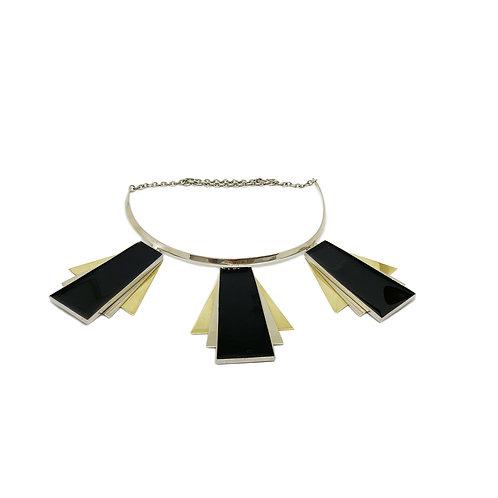 Collar EDEN ART NEGRO