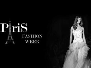 "My ""Super Bowl"" aka Paris Fashion Week!"