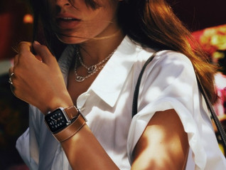 Hermes Enters Apple Watch Fashion World