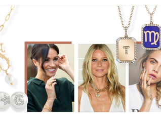 Personalized Jewellery: Up close & personal