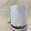 Thumbnail: White Textured Ceramic Succulent Planter