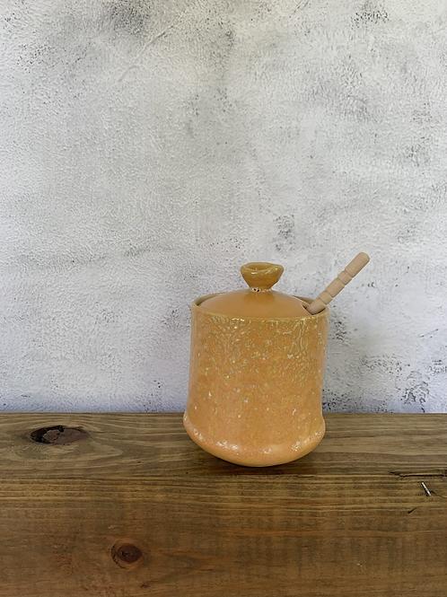 Orange Honey Pot