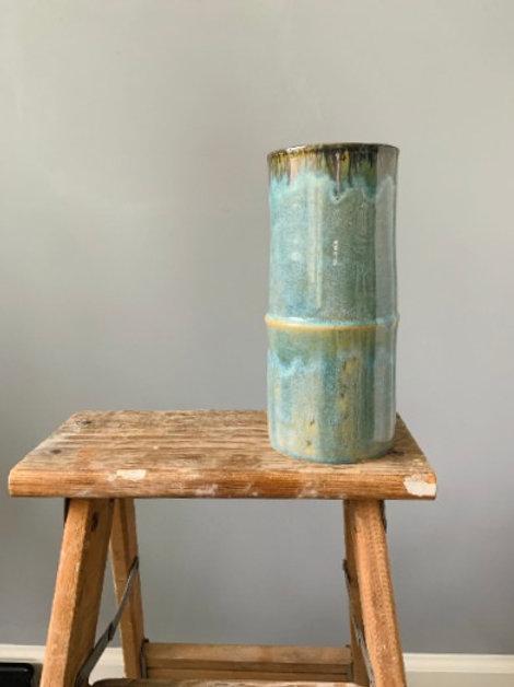 Ceramic Bamboo Vase