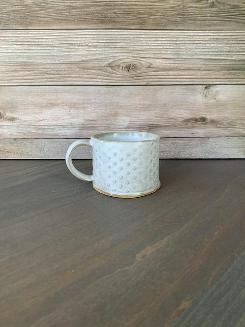 Bubble Textured Coffee Mug