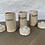 Thumbnail: Ceramic Spice Jars   Set of 3