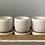 Thumbnail: Ceramic Succulent Planters | Set of 3