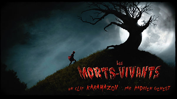 Les morts vivants de Karamazov