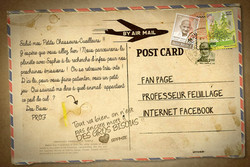 Carte Postale (INDIA)