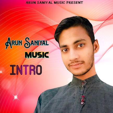 Introduction Arun Saniyal