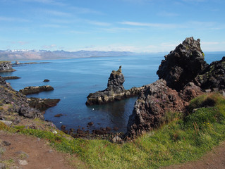 A Short Story - A Saga of Two Icelandic Pebbles