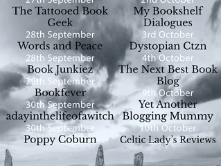 The Learn - Book Blog Tour - Tony Halker