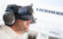 Activación VR Liebherr / Expomin Virtuality360.cl