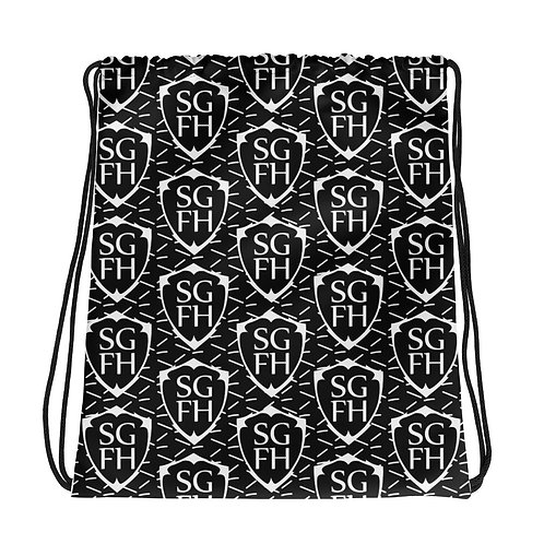 Saint George Fashion House Shield Knapsack