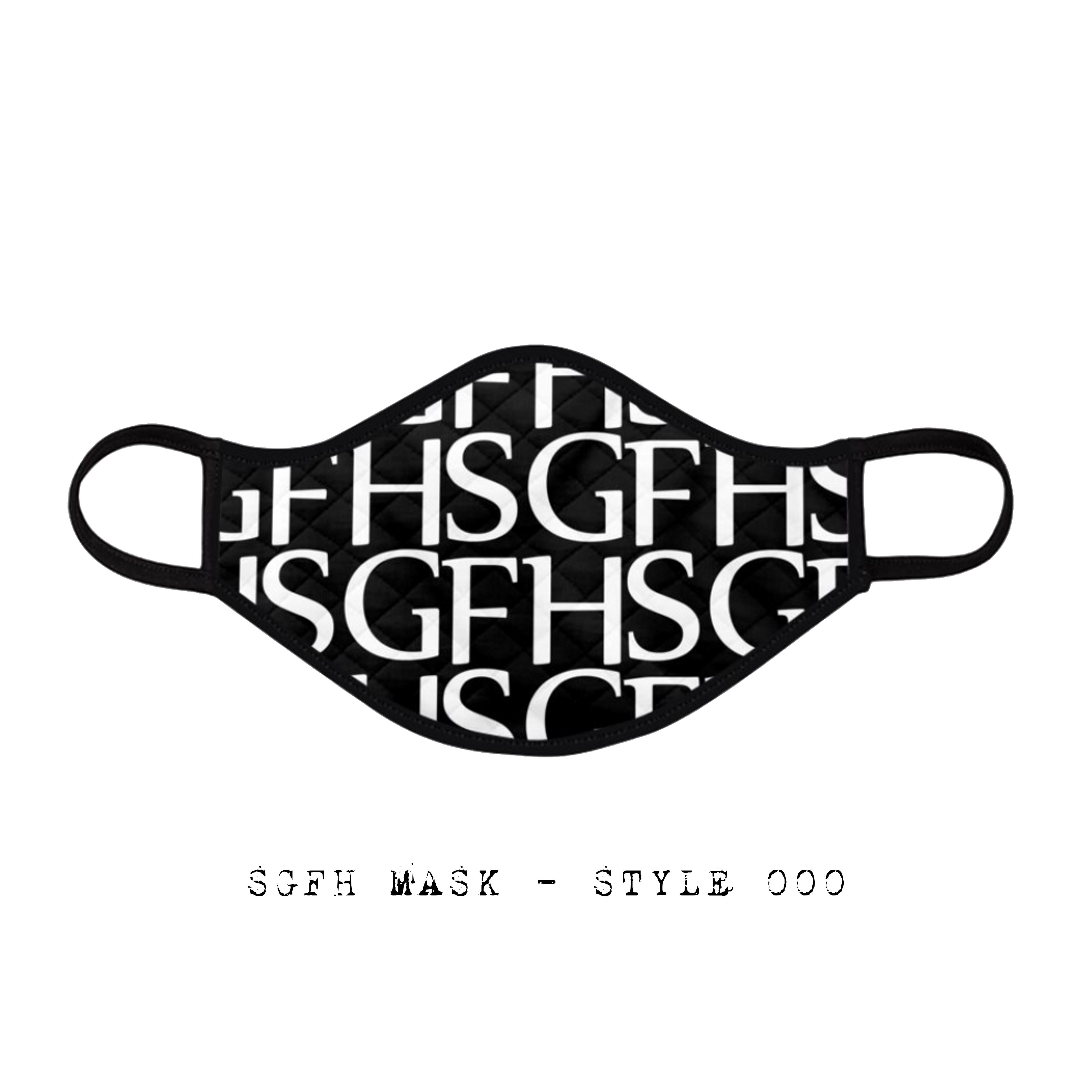 SGFH MASK - STYLE A01