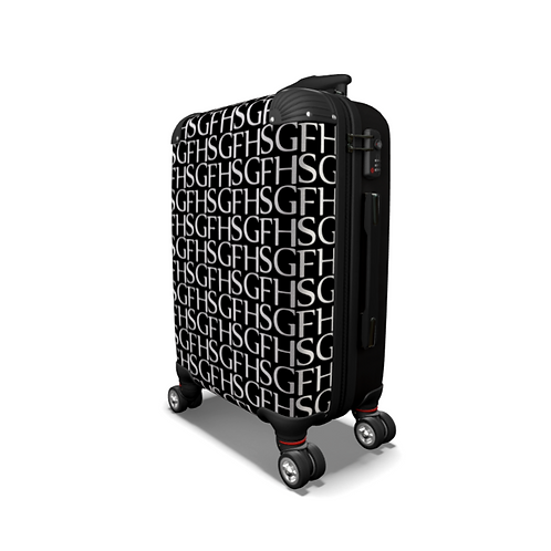 SGFH Logo Carry On Luggage
