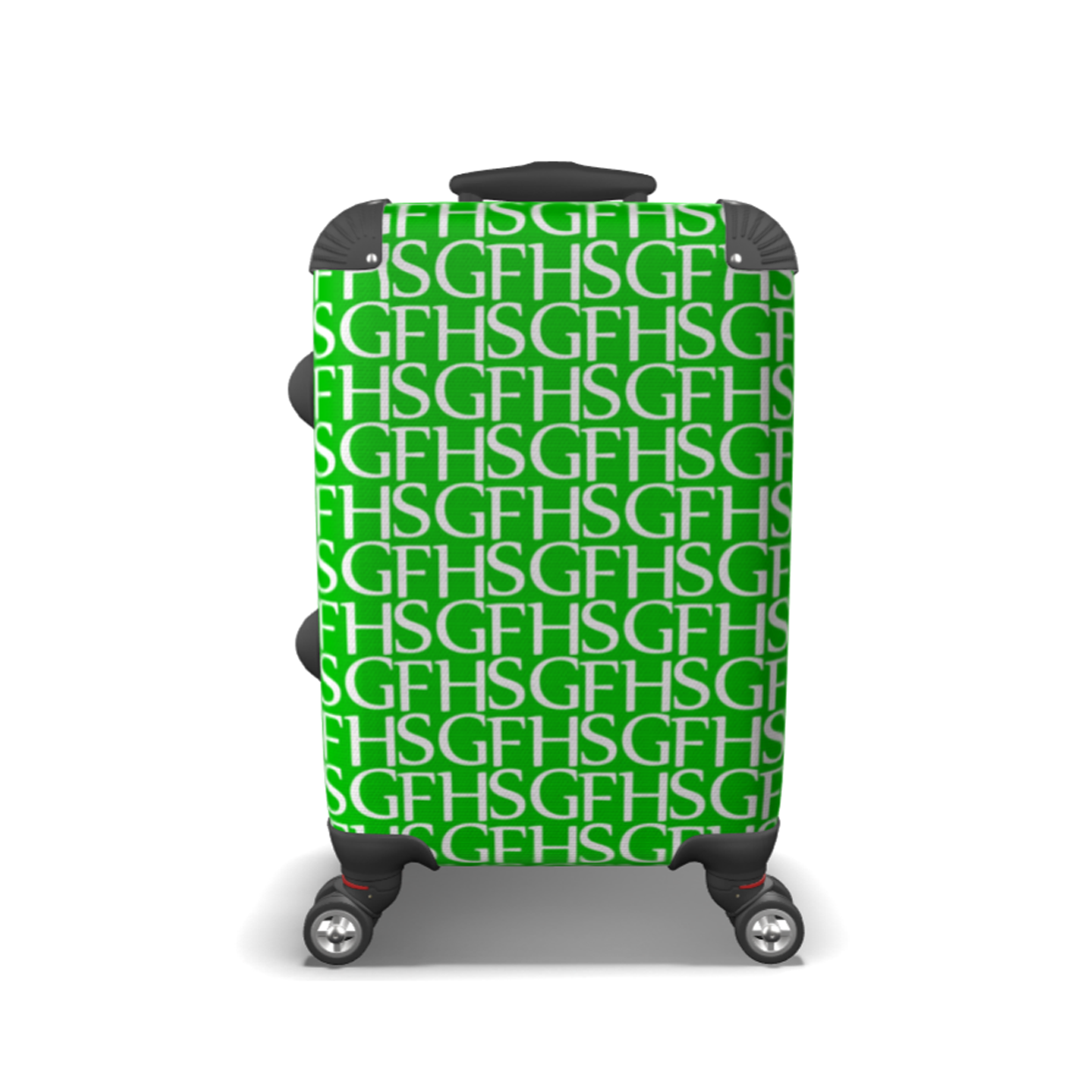 SGFH GREAT GREEN CARRY ON LUGGAGE- 00BB0