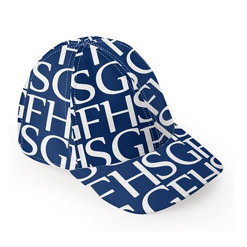 SGFH Logo Navy Cap