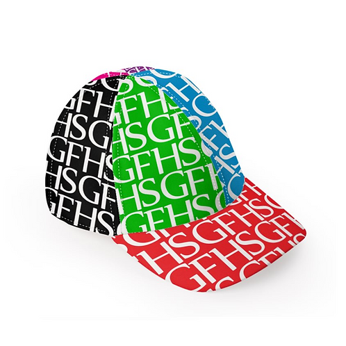 SGFH Loud Multi Colour Cap