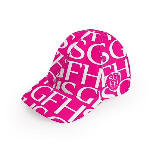 SGFH Logo Pink Cap