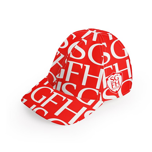 SGFH Red Logo Cap