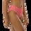 Thumbnail: Saint George Fashion House Recycled High-Waisted Logo Red/White Bikini Bottom