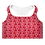Thumbnail: Saint George Fashion House Red Shield Padded Sports Bra