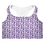 Thumbnail: Saint George Fashion House Black Logo Padded Sports Bra