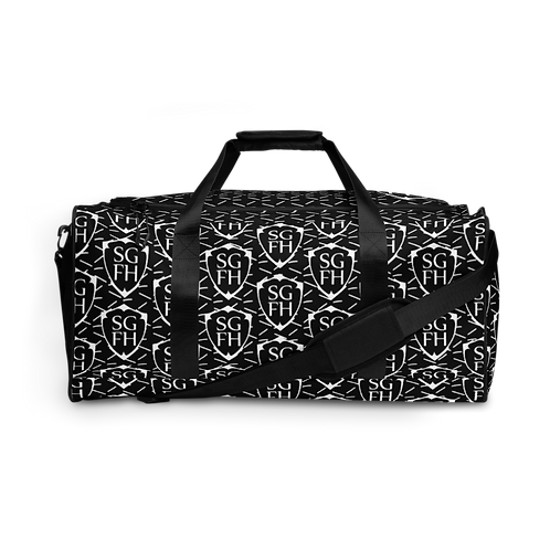 Saint George Fashion House Shield Duffle Bag