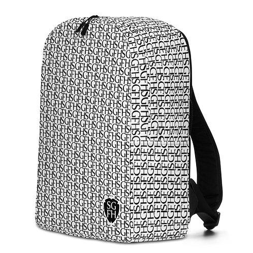 Saint George Fashion House Logo Backpack