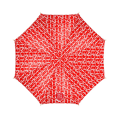 SGFH Logo Red Umbrella