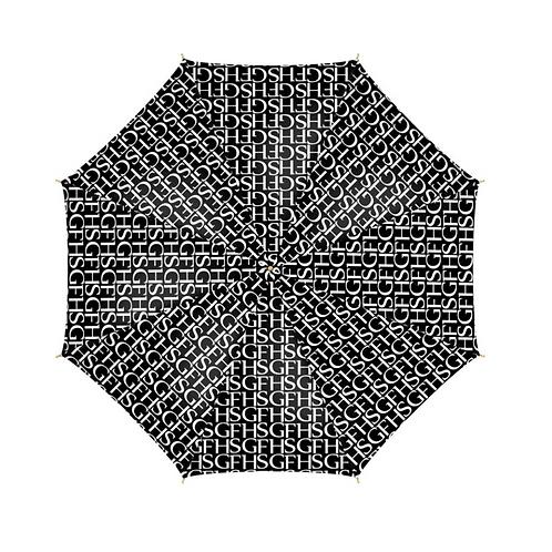 SGFH Loud Black Umbrella