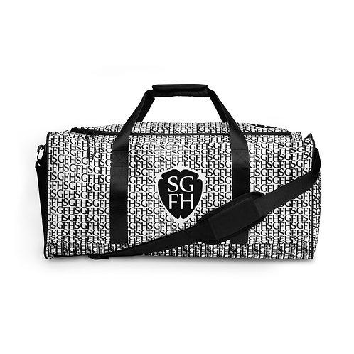 Saint George Fashion House Logo Duffle Bag