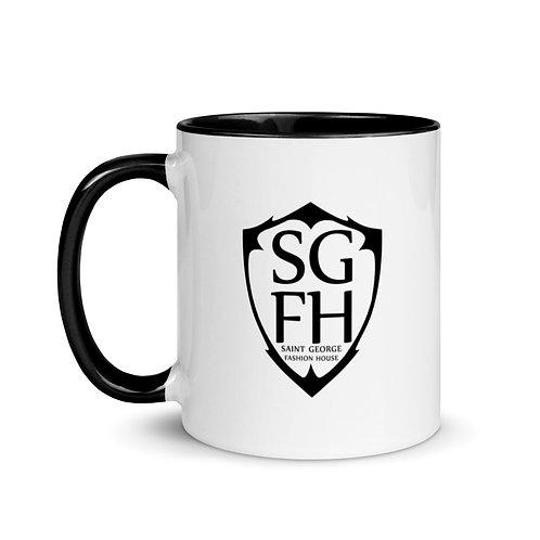Saint George Fashion House Shield Mug