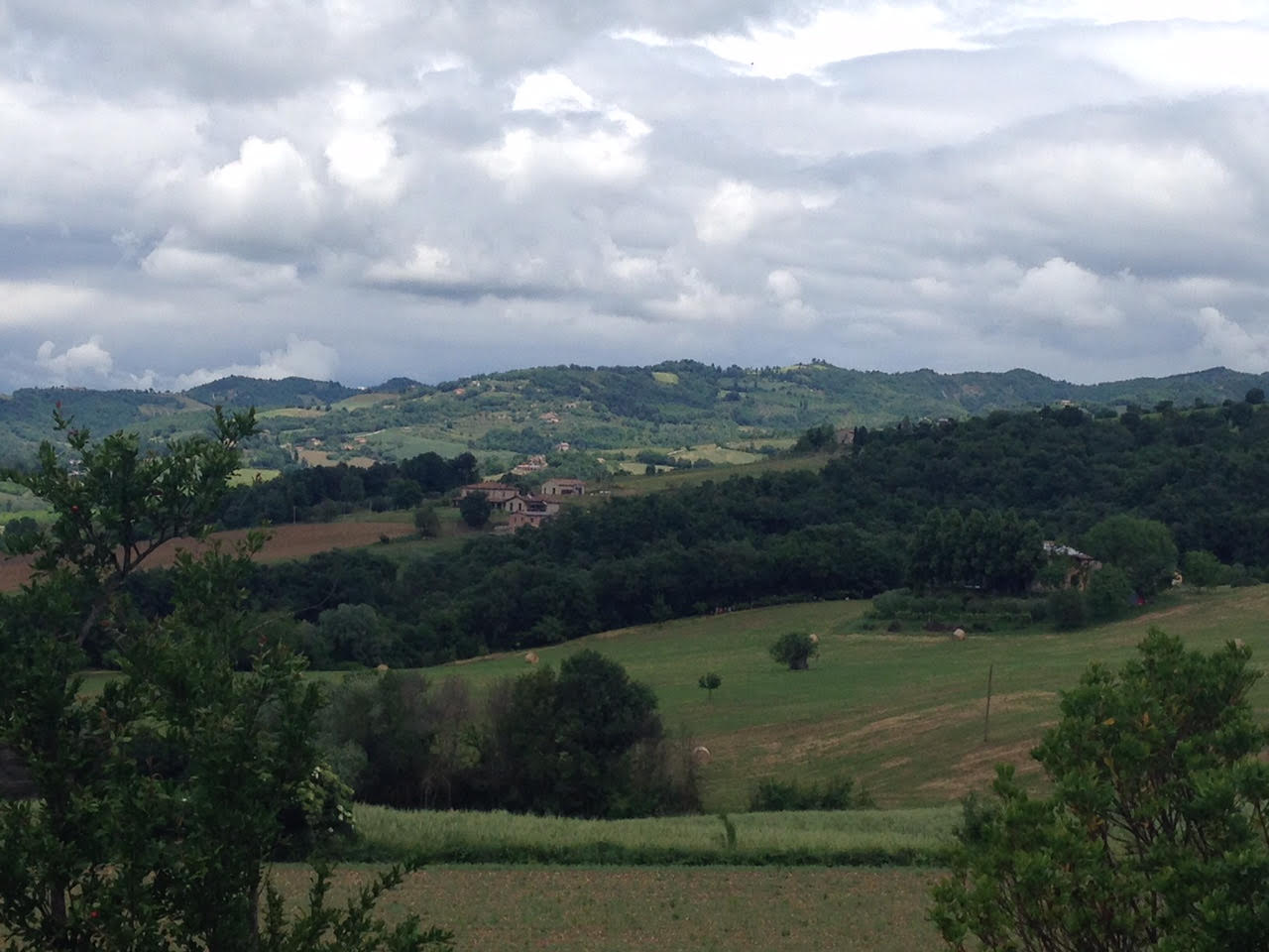 Civitella Ranieri, May 2015 - June 2015