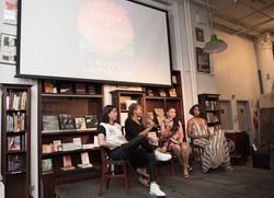 UTUT Book Launch w/ Natalie Diaz, Naomi Jackson & Taiye Selasi (Sept. 23, 2015)