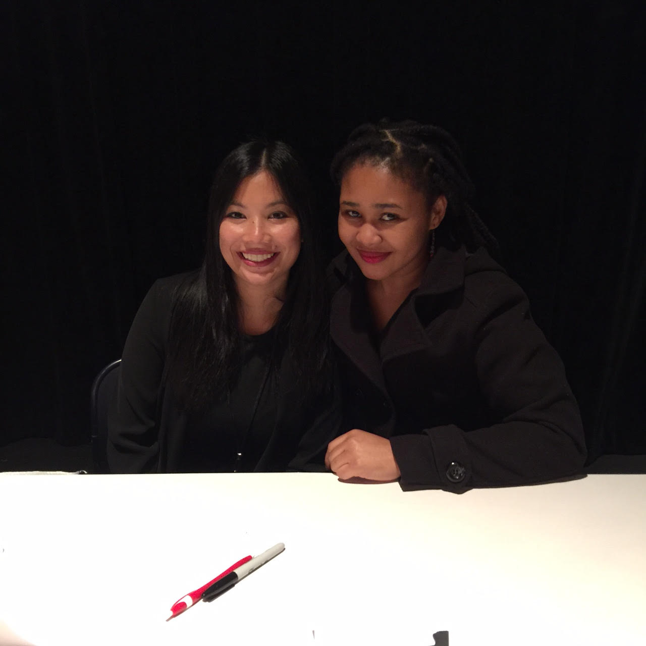 Wordstock with Cecily Wong, November 2015