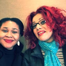w/ Writer Mona Eltahawy