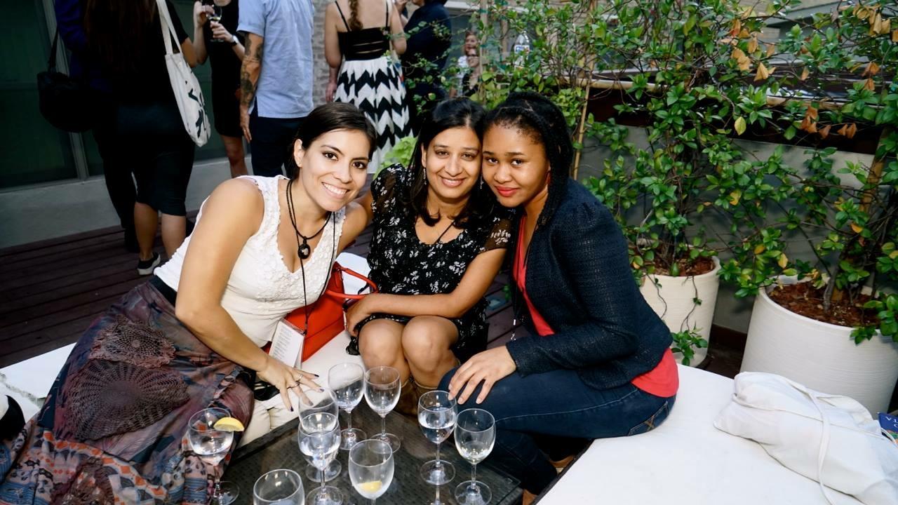 Texas Book Festival with Natalie Sylvester and Chaitali Sen