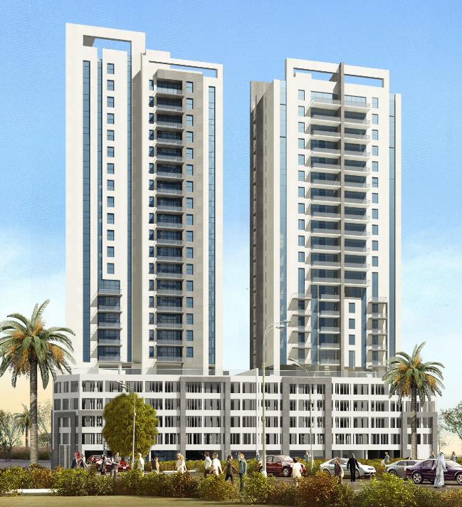 Shams Towers - Abu Dhabi