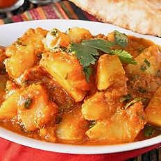 Dum Aloo Vindaloo