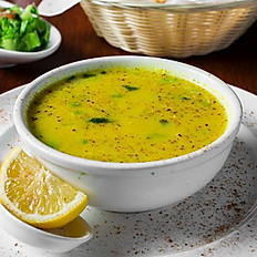Chicken Daal Soup
