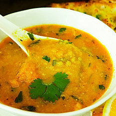 Vegetable Daal Soup
