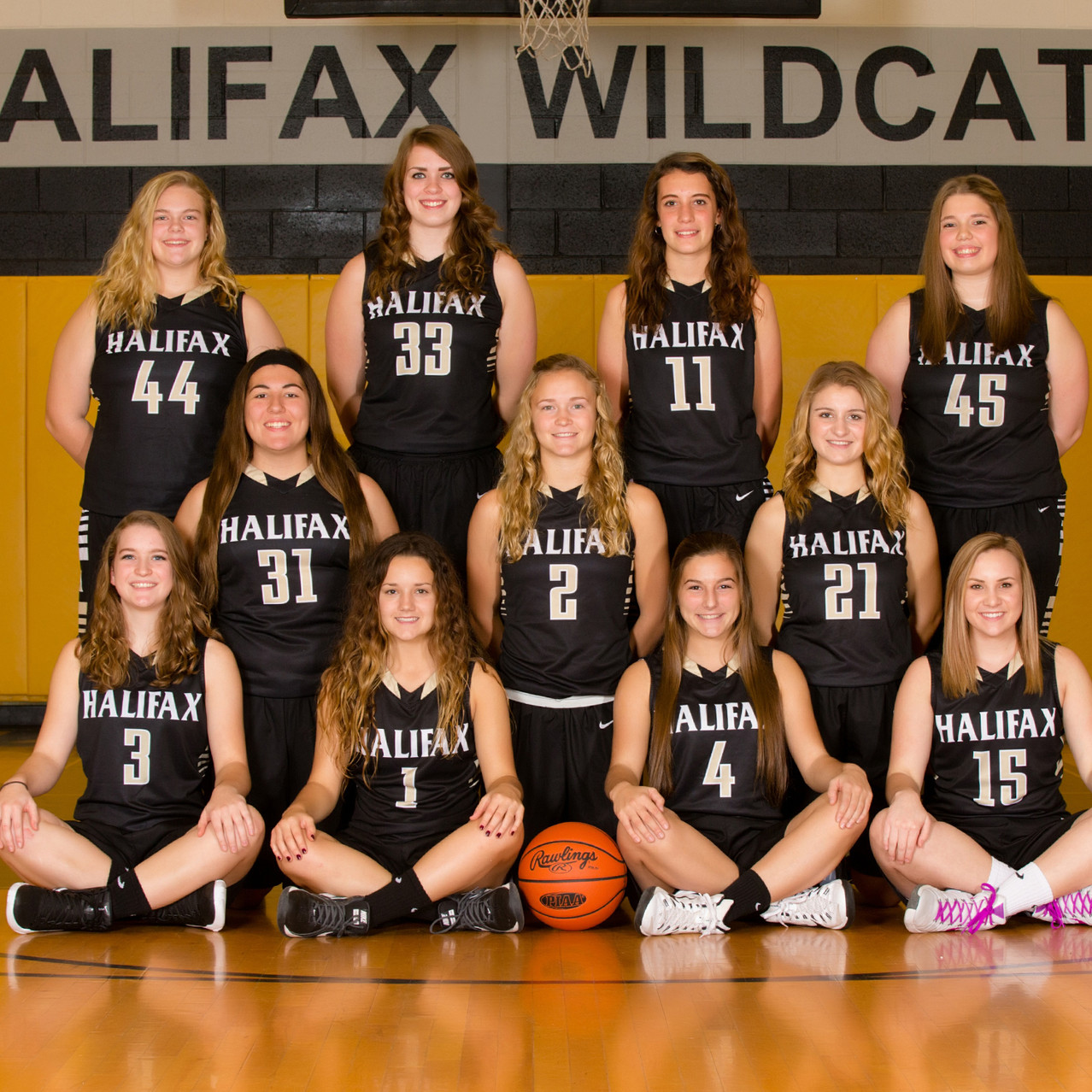 Halifax Girls Basketball