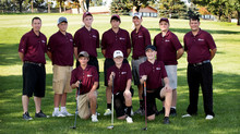 Indians Take Golf Crown