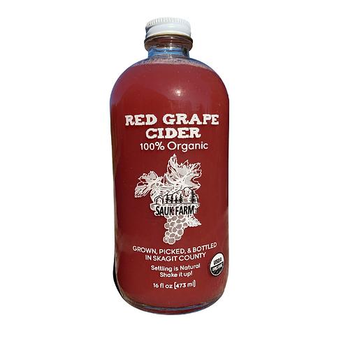 Red Grape Cider