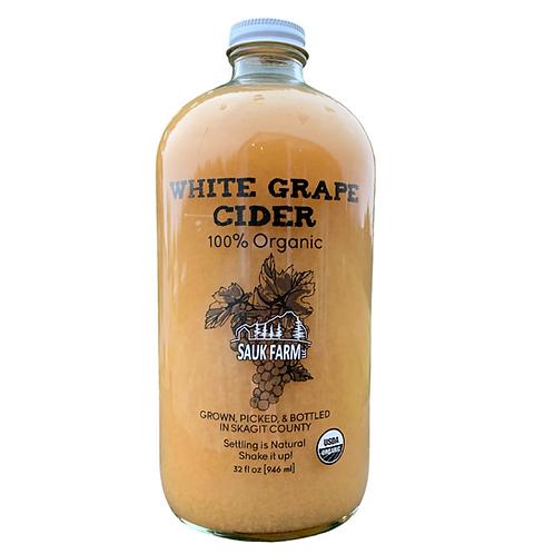 White Grape Cider